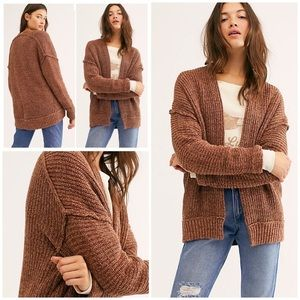 Free People Chunky High Hopes Sweater